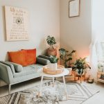 Winter Home Decor Ideas with Green Plants